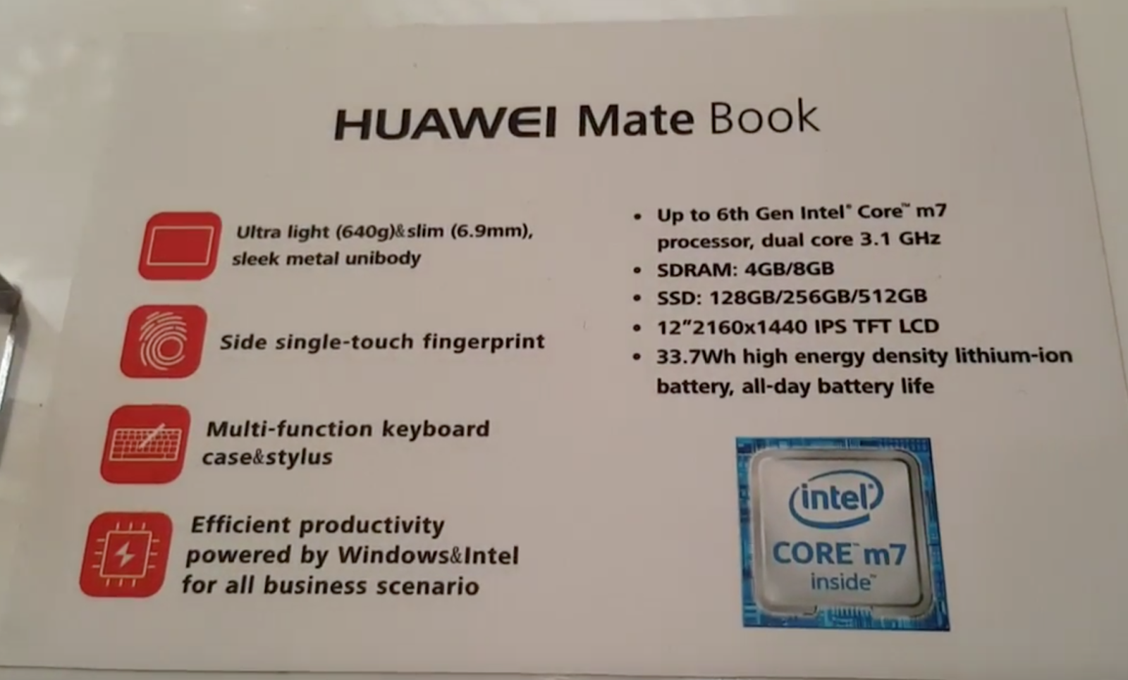 Huawei mate book prezzi specifiche e preview andrea for Specifiche home plan