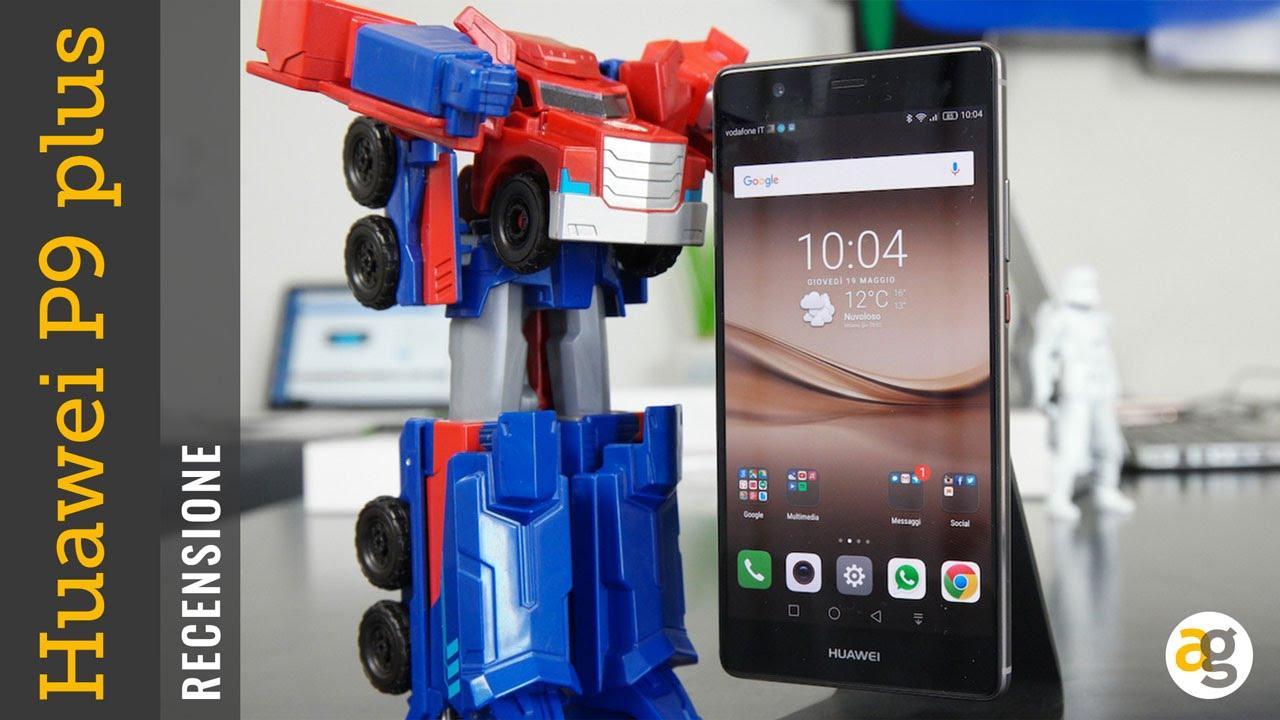 Huawei P9 Plus La Recensione Andrea Galeazzi