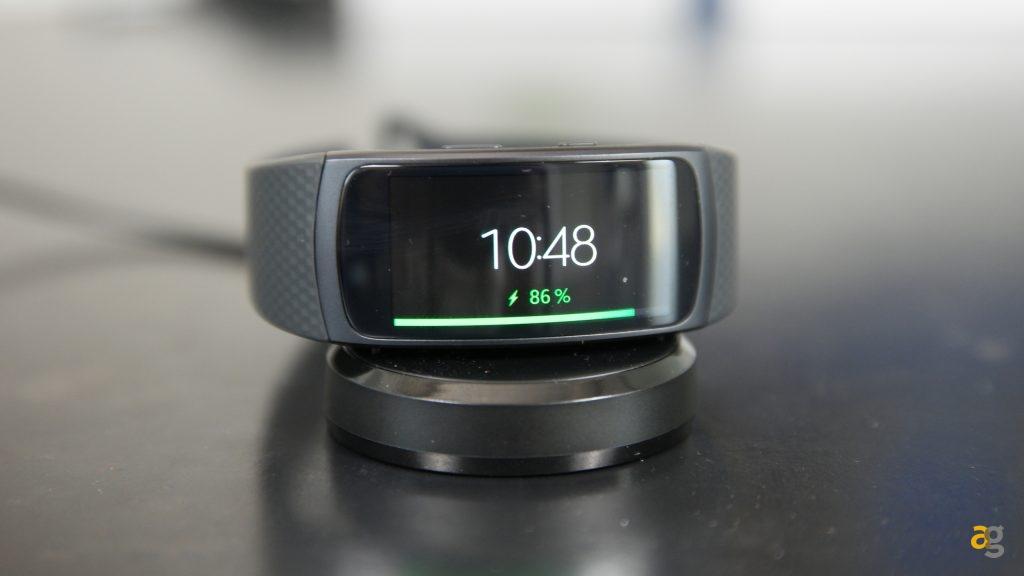 Samsung Gear Fit 2 La Recensione Andrea Galeazzi