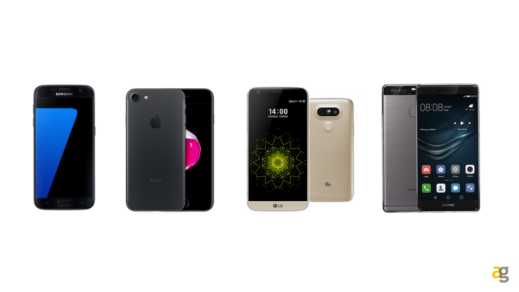 Confronto Fotocamere Iphone 7 Galaxy S7 Lg G5 Huawei P9 Plus