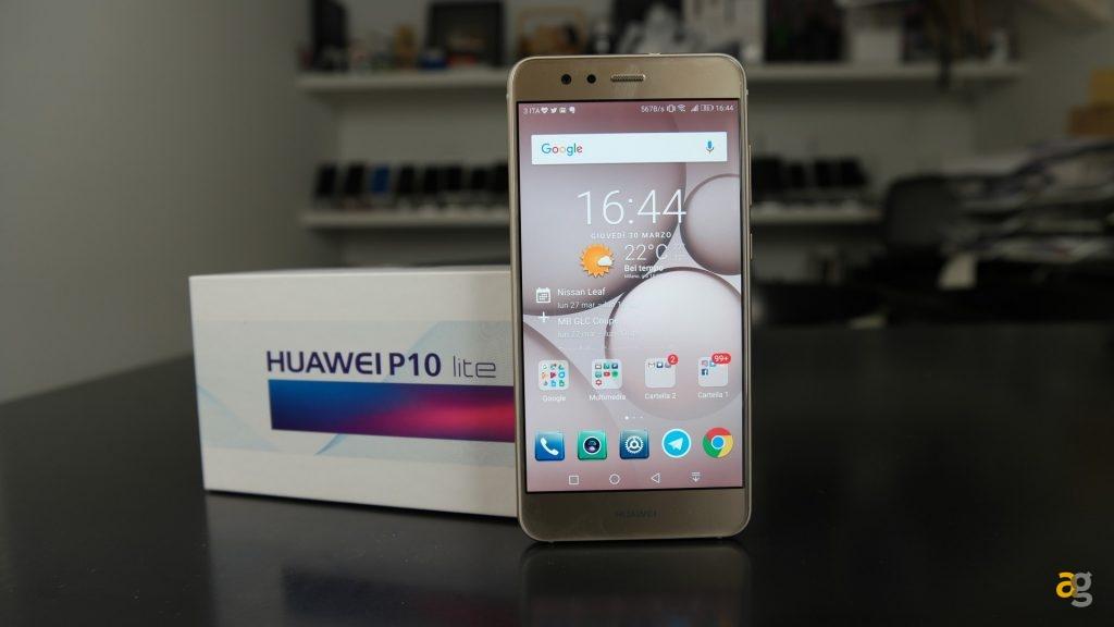 Recensione Huawei P10 Lite Andrea Galeazzi