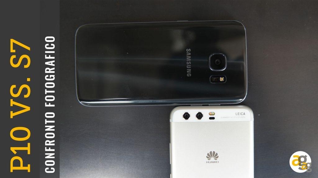Huawei P10 Vs Galaxy S7 Confronto Fotografico Andrea Galeazzi