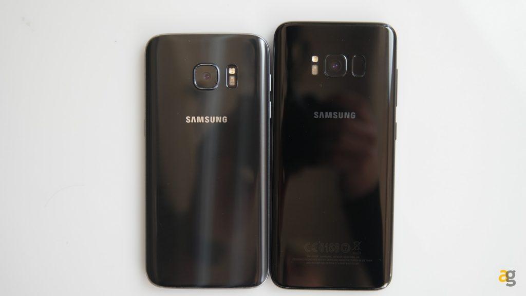 Iphone 7 Vs Samsung S8 Galeazzi