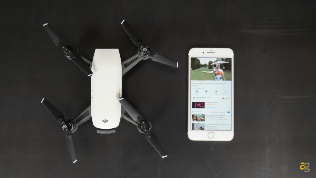 recensione-dji-spark-selfie-drone