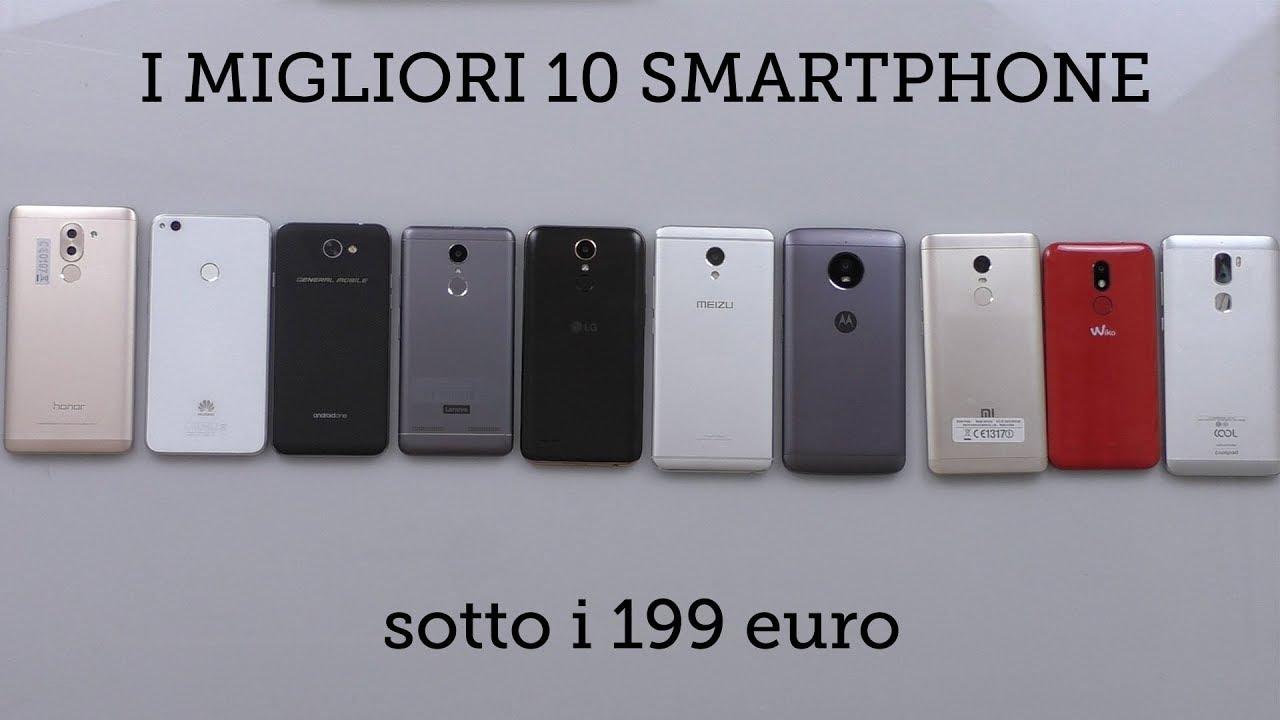 I Migliori 10 Smartphone Sotto I 199 Euro Andrea Galeazzi