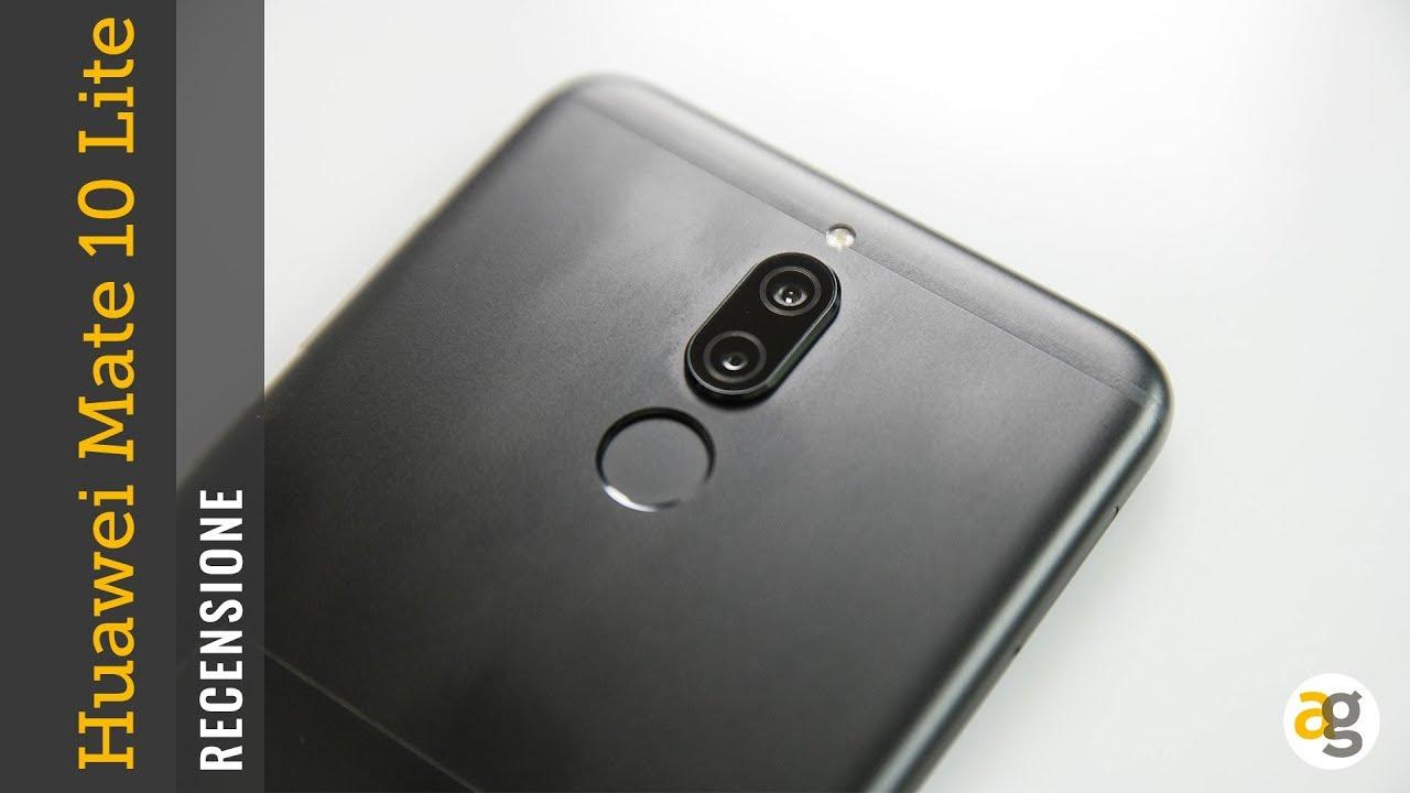Recensione Huawei Mate 10 Lite Andrea Galeazzi