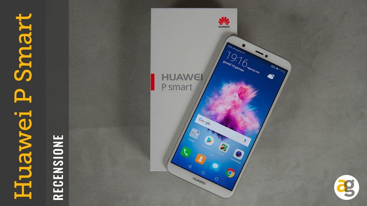 Recensione Huawei P Smart Andrea Galeazzi