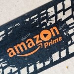 amazon-prime-tape-on-parcel-from-amazon-H9D593