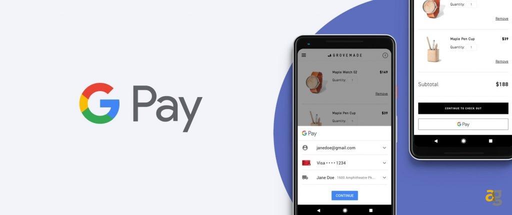 google-pay-integration