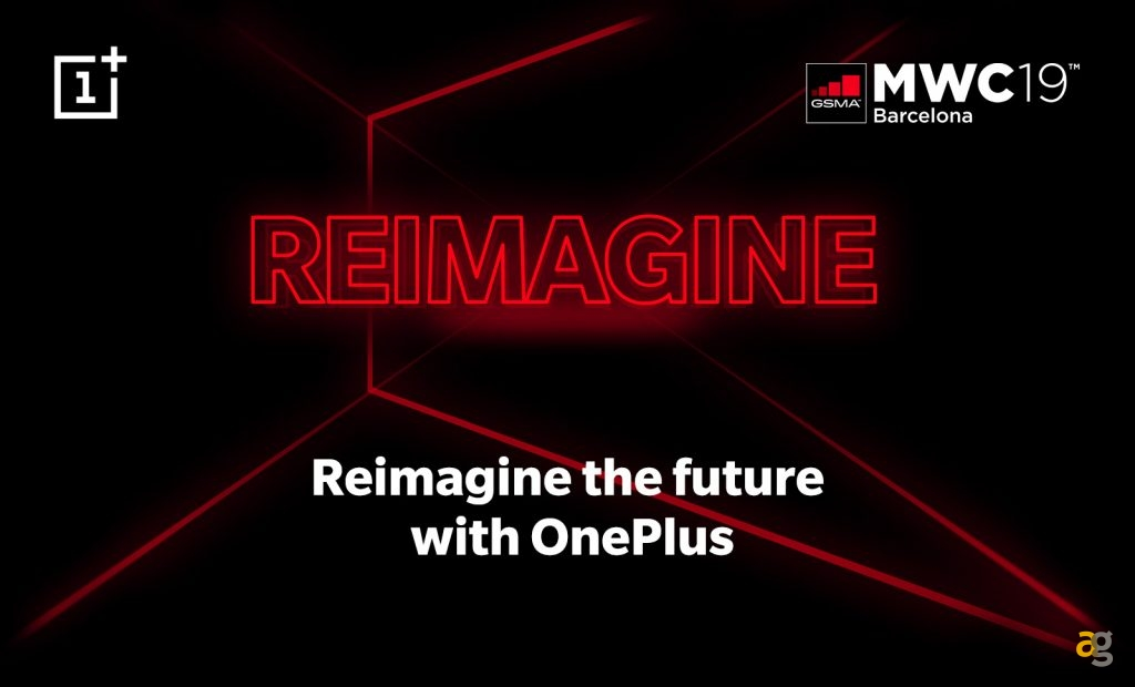 Reimagine the future with OnePlus MWC19