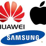 huawei-samsung-apple