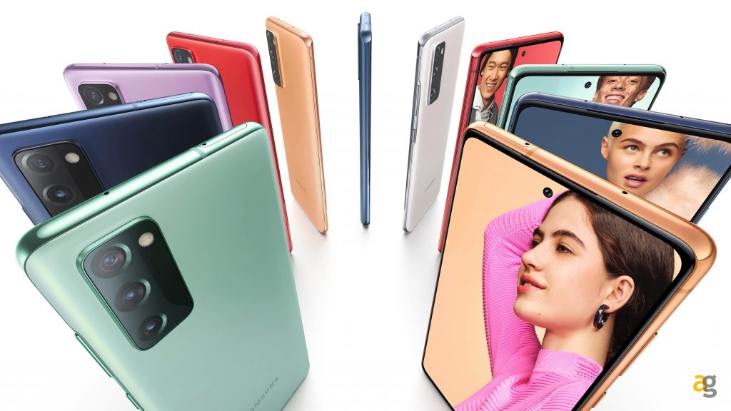Galaxy S20FE Color ComboS20