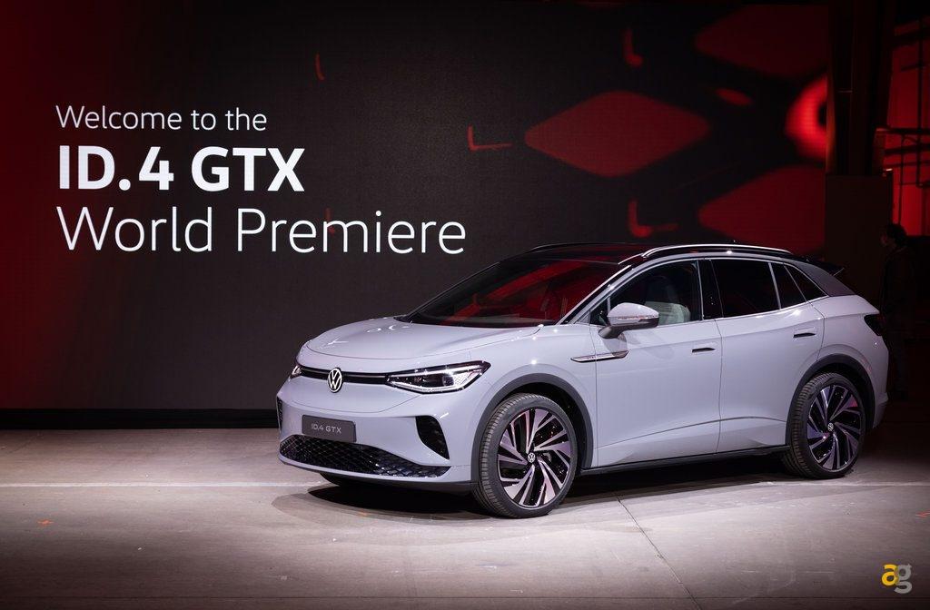 Volkswagen – Weltpremiere ID.4 GTX