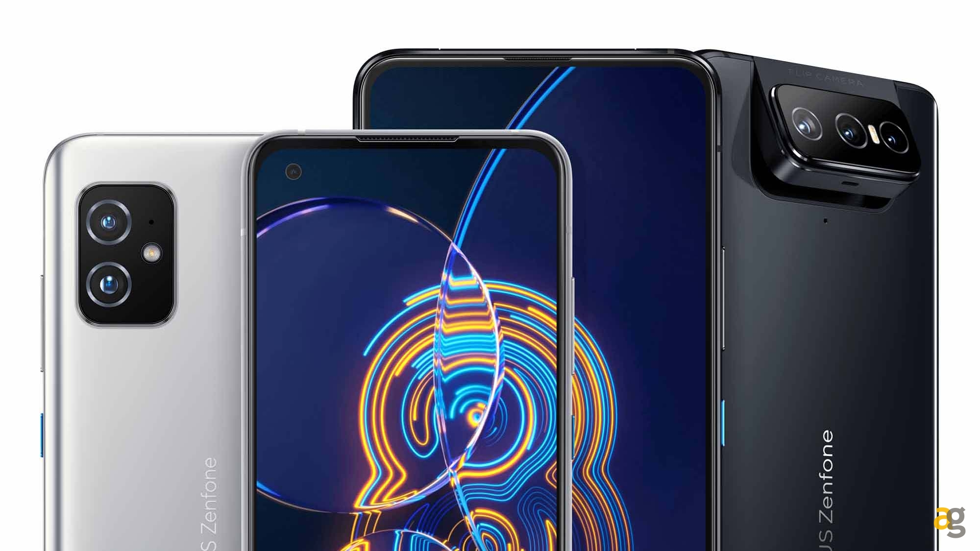Zenfone 8_Zenfone 8 Flip